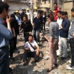 新民晚报雍和记者被打