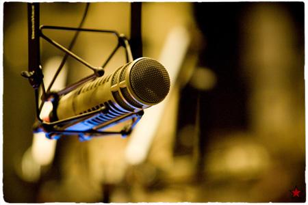 电台录音棚