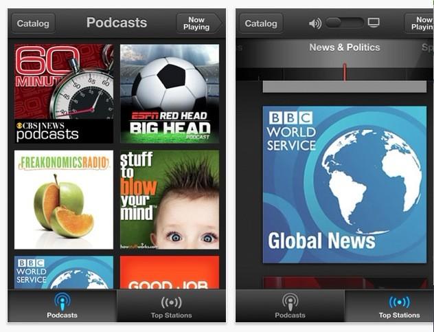 苹果发布Podcasts独立播客应用