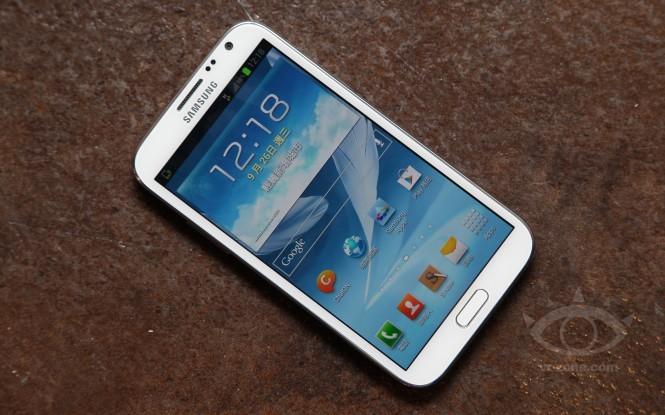 三星 Galaxy Note II 智能手机怎么样