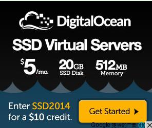 digitalocean ssd2014